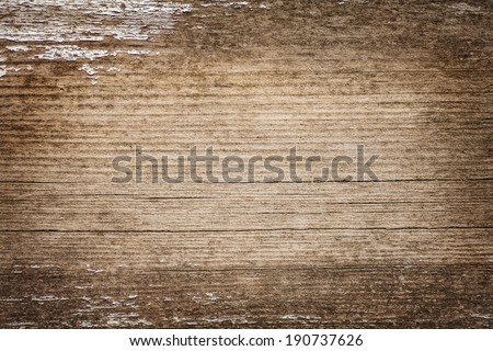 Wooden old background - stock photo