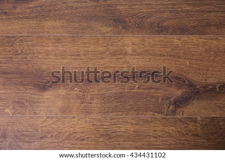 Wooden old vintage blank background .Brown wood texture. Abstract background, empty template. Top View of retro Wooden Table - stock photo