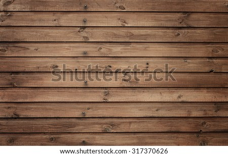 Wooden plank background, tinting. grunge  material. Wall made of wooden planks - stock photo