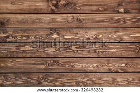 Wooden planks background.  - stock photo