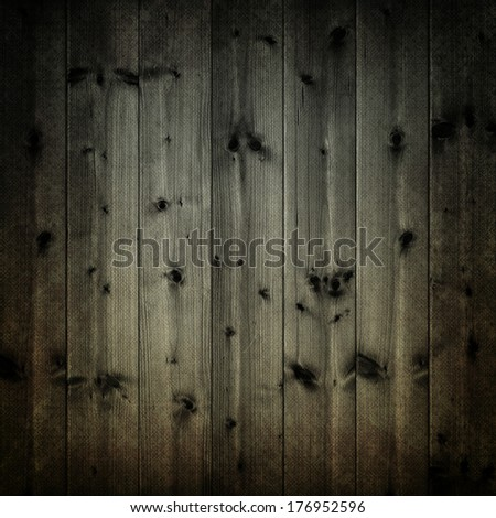 Wooden planks background or texture - stock photo