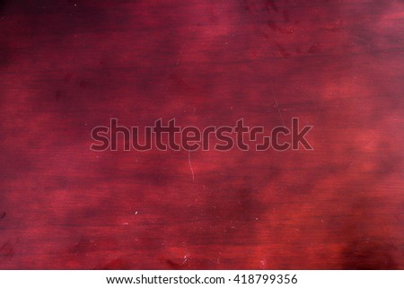 wooden red background - stock photo