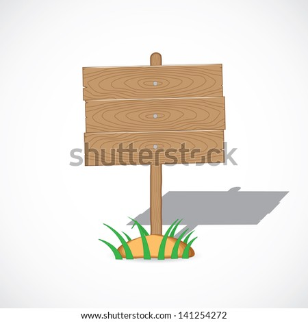 wooden tablet.(vector version also available in my gallery)