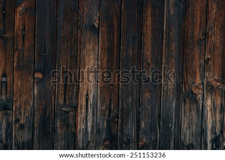 Wooden texture background - stock photo