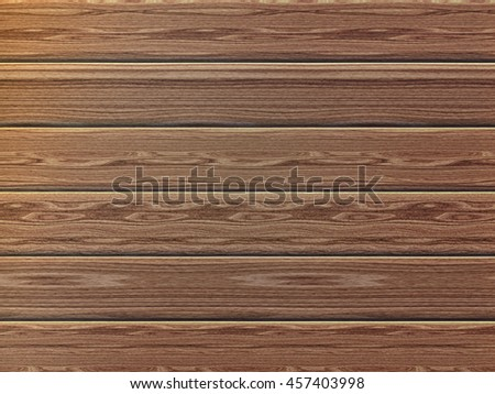Wooden Texture / Background. Wood Table. Top View. 3D Render