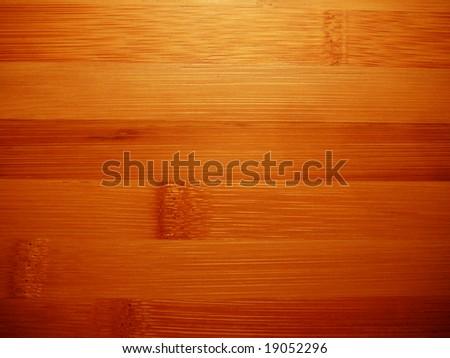 wooden texture bamboo panel macro - stock photo