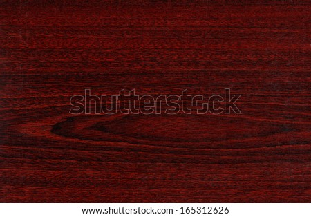 wooden texture, pattern for furniture industry / wood mahogany  - stock photo
