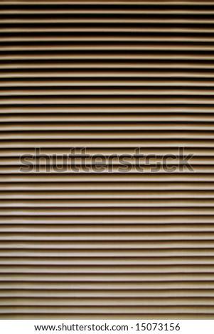 Wooden venetian blind background - stock photo