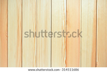 wooden vertical timber boards texture - stock photo
