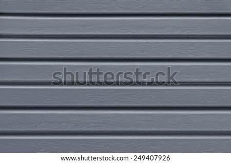 Wooden, vinyl plastic panels texture - stock photo