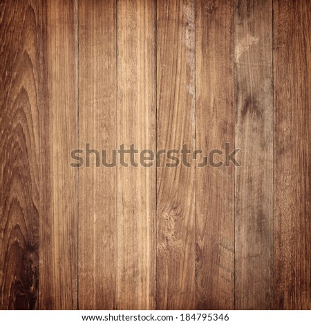 Wooden wall background - stock photo