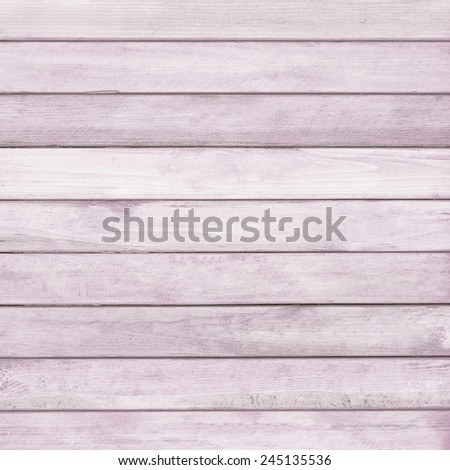 Wooden wall texture background, purple color  - stock photo