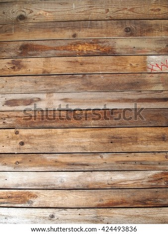 wooden wall to use as background