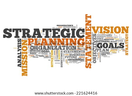 Strategic management and related syllables