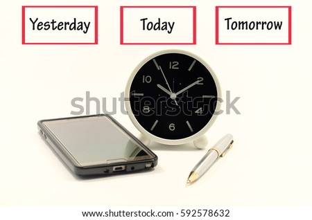 technology yesterday today and tomorrow