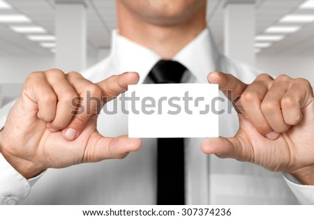 Work. - stock photo