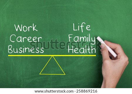 Work Life Balance  Life Career