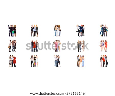 Workforce Concept Office Culture  - stock photo