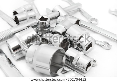 Working tools - stock photo