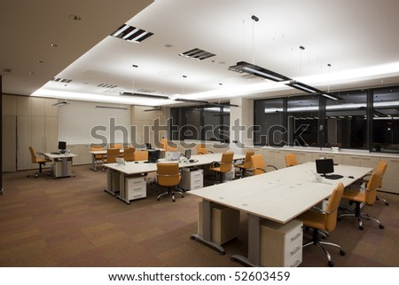 workplace interior
