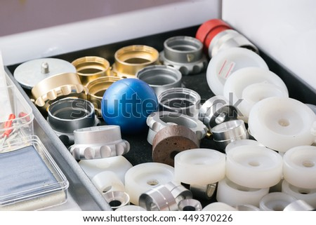 Workplace watchmaker, watchmaker tools
