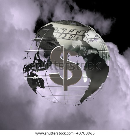 World Business - stock photo