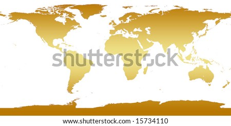 World map. Map backgrounds