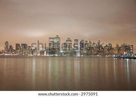 World Trade Center Site - stock photo