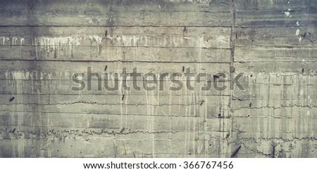 Worn concrete texture background. Vintage effect.  - stock photo