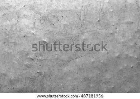Worn metal background