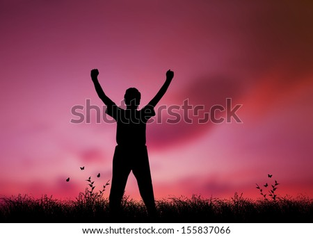 Worship - Religious - stock photo