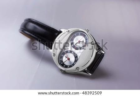 wrist watches - stock photo