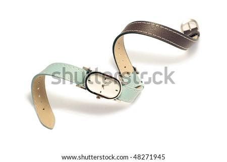 Wristwatch - stock photo