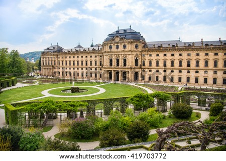 Residence stock photos royalty free images vectors for Design hotel wurzburg