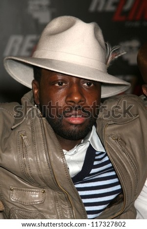 "Wyclef Jean at the performance of Wyclef Jean and The Refugee All-Stars presented by ""Redline"" the movie. House of Blues, West Hollywood, CA. 02-12-07"