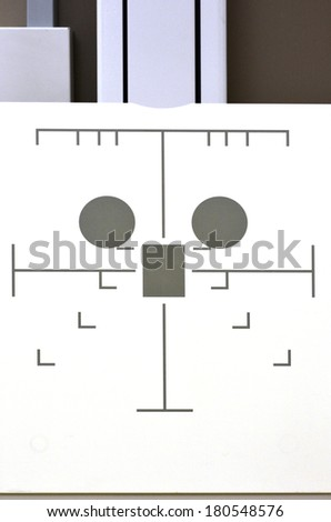 X-ray generator device. close up. concept photo of health and medical care. - stock photo