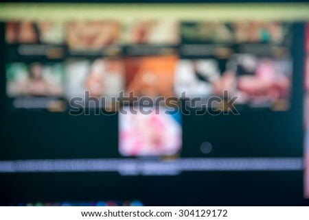 xxx porn site theme creative abstract blur background with bokeh effect