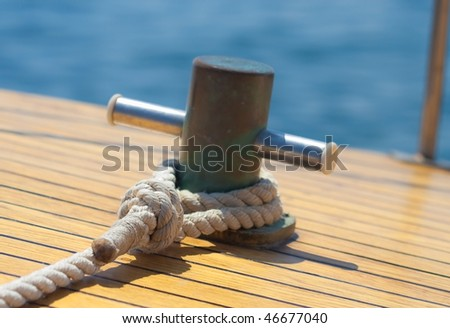 Yachting hitch