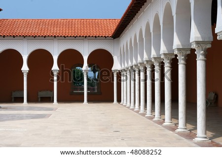 Spanish Style House Stock Photos Images Amp Pictures