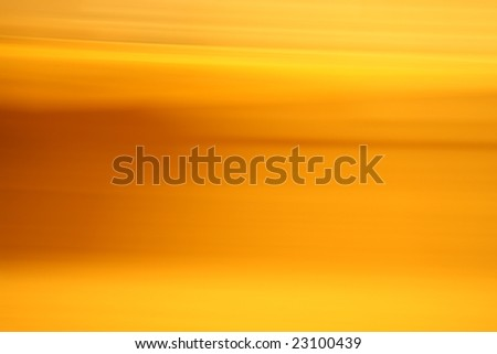 Yellow abstraction - stock photo