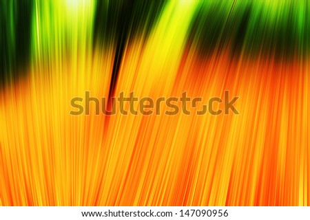 yellow and green tone background  - stock photo