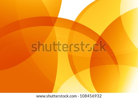 yellow brown abstract background - stock photo