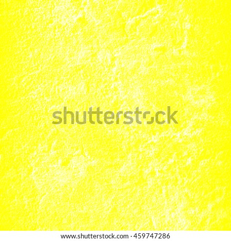 yellow concrete wall abstract background
