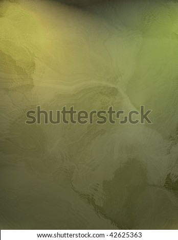 yellow gallery view abstract background - stock photo