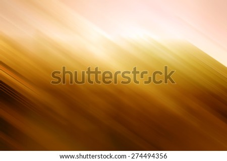 Yellow gold striped background. Ideal for websites - stock photo