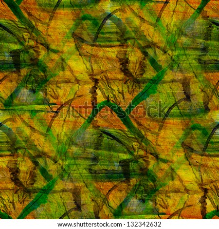 yellow green grunge texture, watercolor seamless background, vintage hand drawn background, business background, abstract background, retro background