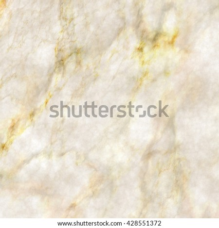 yellow marble background - stock photo