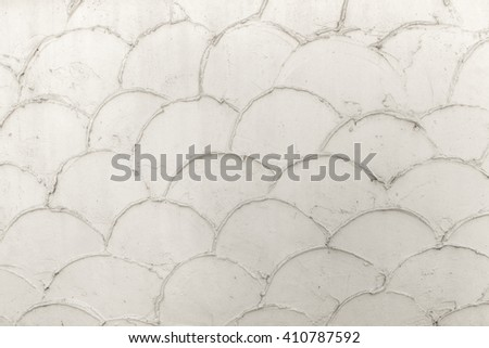 yellow mortar or cement wall texture for background. - stock photo