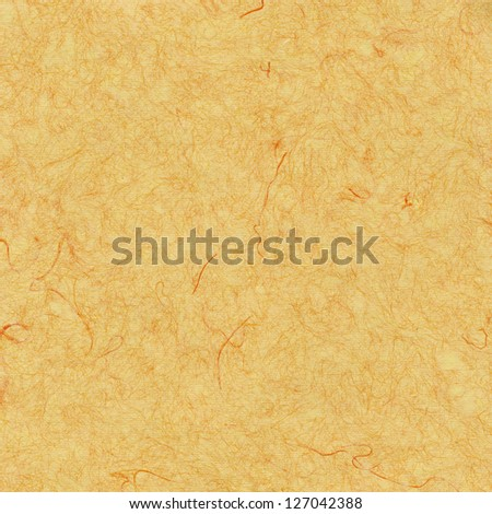 Yellow paper background with red pattern