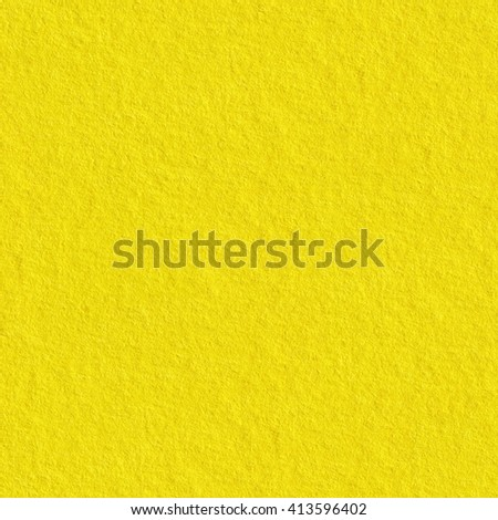 Yellow paper. Seamless square texture. Tile ready.